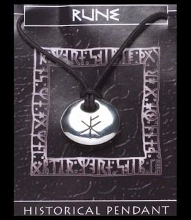 copy of Colgante runa del amor