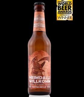 Heimdall Cerveza con hidromiel